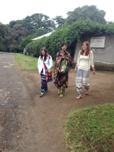 I even miss walking, to and from orphanages, dala dalas, town, just about anywhere we could.